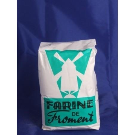 Farine T55