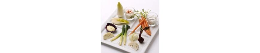 Les mini légumes